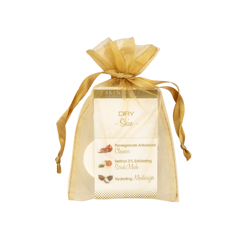 Skin Script Dry Skin Sample Bag