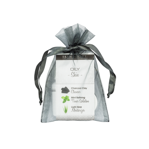 Skin Script Oily Skin Sample Bag