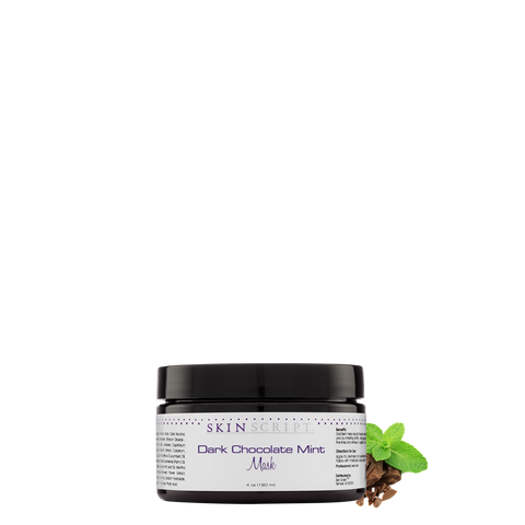 Skin Script (Dark Chocolate Mint Mask (Limited Edition)) 4 oz.