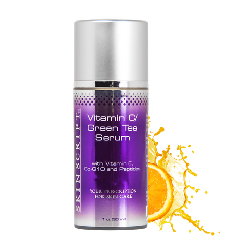 Skin Script 15% Vitamin C/Green Tea Serum