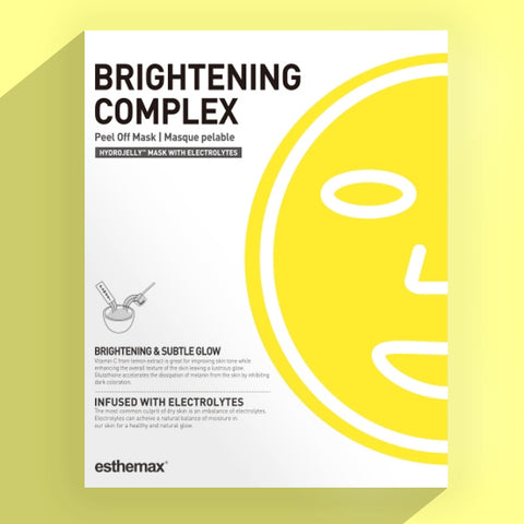 Esthemax Hydrojelly Mask - Brightening Complex