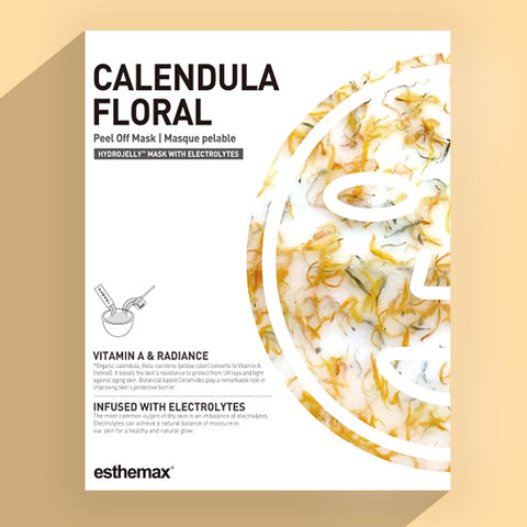 Esthemax Hydrojelly Mask - Calendula Floral