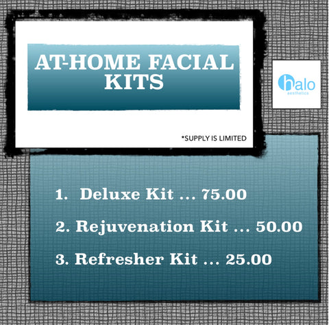 Facial Kit- Halo Aesthetics