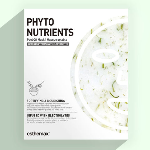 Esthemax Hydrojelly Mask - Phyto Nutrients