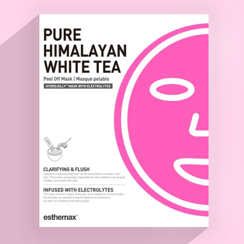 Esthemax Hydrojelly Mask - Pure Himalayan White Tea
