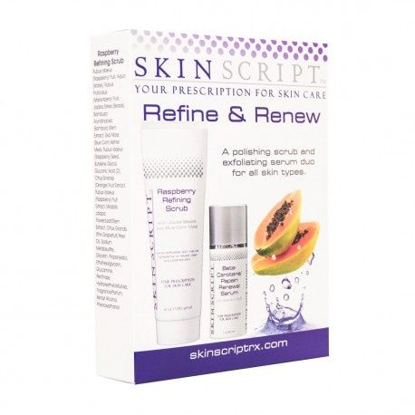 Skin Script Refine & Renew Duo