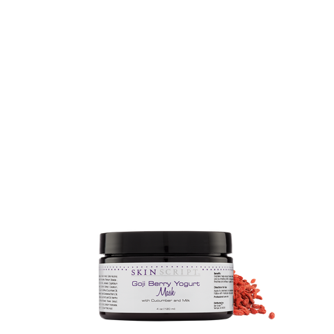 Skin Script Goji Berry Yogurt Mask