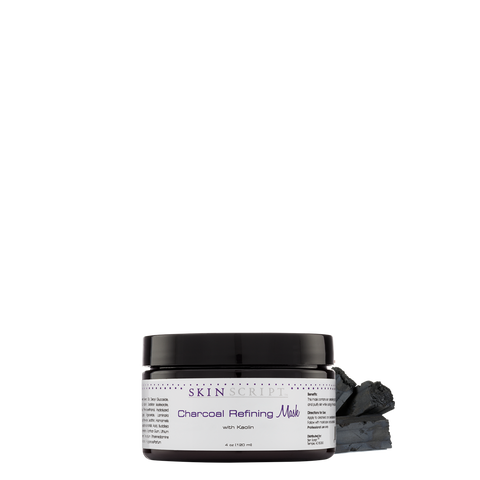 Skin Script Charcoal Refining Mask