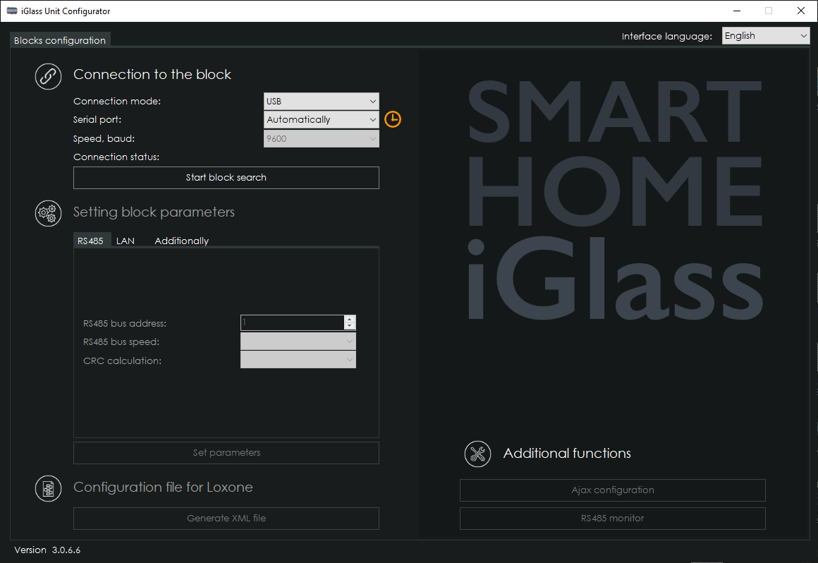 iGlass Smart Home - Free Software Downloads