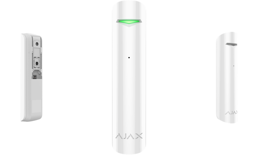 Ajax GlassProtect WHITE