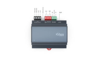 iGlass Smart Gate R2 Ajax edition