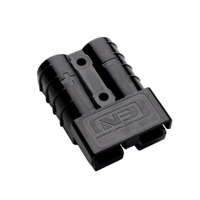 LIGHTNING 50A High Current Anderson Style Connector - Black (LP-AND50A-BK)