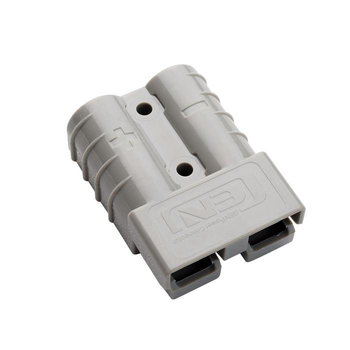 LIGHTNING 50A High Current Anderson Style Connector - Grey (LP-AND50-GY)