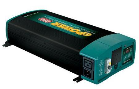 ENERDRIVE ePOWER 2600W 12V True Sine Wave Inverter with AC Transfer & Safety Switch (BW-EN1226X)