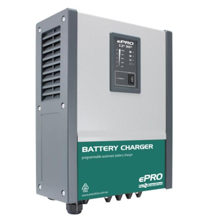 ENERDRIVE ePRO Battery Charger – 12V 90A (BW-EPBC-1290)