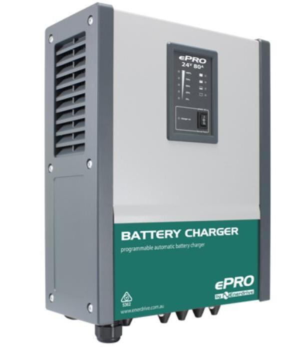 ENERDRIVE ePRO Battery Charger – 24V 80A (BW-EPBC-2480)