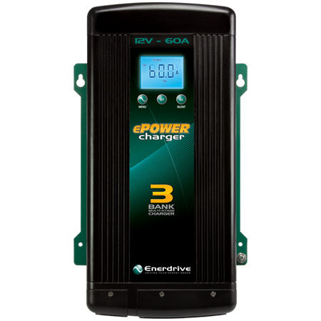 ENERDRIVE ePOWER 12V 60A Battery Charger (BW-EN31260)