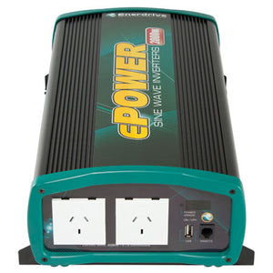 ENERDRIVE ePOWER 2000W True Sine Wave Inverter (BW-EN1120S)