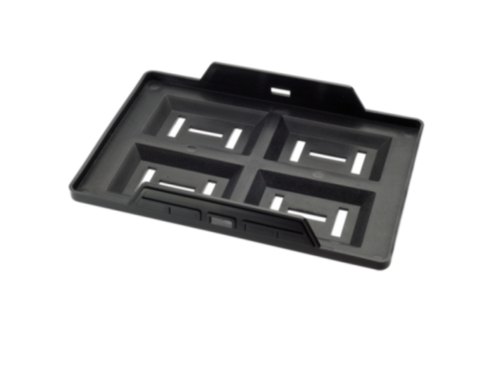 LIGHTNING Standard Universal Plastic Battery Tray (LP-PBT100)
