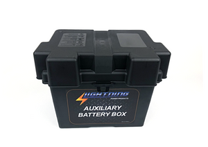 LIGHTNING Medium Automotive Battery Box (LP-ABB-M)