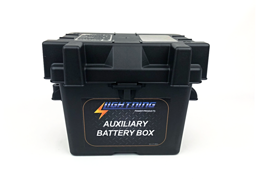 LIGHTNING Small Automotive Battery Box (LP-ABB-S)
