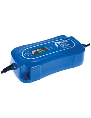 THUNDER 12 Volt 4 Amp 8 Stage Battery Charger (LP-TDR02104)