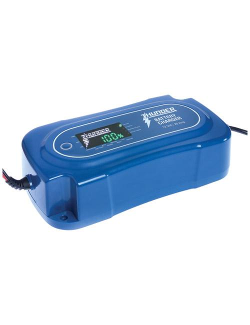 THUNDER 12 Volt 20 Amp 8 Stage Battery Charger (LP-TDR02120)