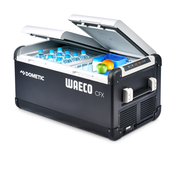DOMETIC WAECO CFX95DZW PORTABLE FRIDGE/FREEZER (LP-CFX95DZW)