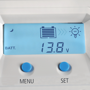 PROJECTA AUTOMATIC 12/24V 45A 4 STAGE SOLAR CHARGE SMART CONTROLLER (LP-SC245)