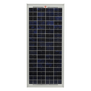 PROJECTA POLYCRYSTALLINE 12V 20W FIXED SOLAR PANEL (LP-SPP20)
