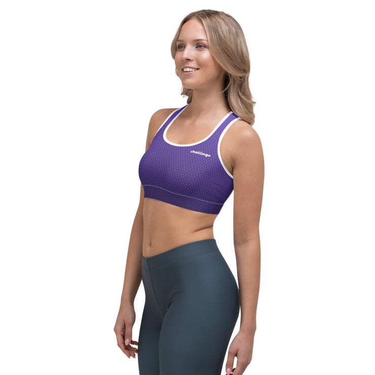 Hexagon Sports bra