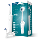 R-150 Rechargeable Electric Toothbrush - White - Multi Action