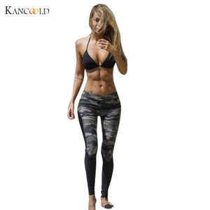 Military Style Athleisure Leggings / Yoga pants: Slim