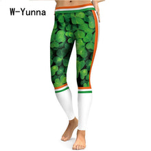 Load image into Gallery viewer, 3D Print Sexy Athleisure Leggings / Yoga pants: W-Yunna
