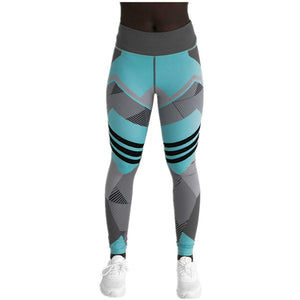 3D Print Sexy Athleisure Leggings / Yoga pants: Wings