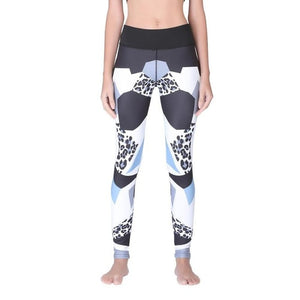 3D Print Sexy Athleisure Leggings / Yoga pants: Sexy Print