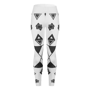 Heart Pattern Sexy Athleisure Leggings / Yoga pants: TUNSECHY