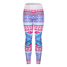 Load image into Gallery viewer, Heart Pattern Sexy Athleisure Leggings / Yoga pants: TUNSECHY