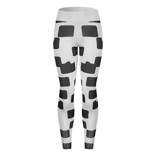 599d9d11bb7eb ... Load image into Gallery viewer, Heart Pattern Sexy Athleisure Leggings  / Yoga pants: TUNSECHY ...