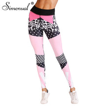 Load image into Gallery viewer, 3D Print Sexy Athleisure Leggings / Yoga pants: Simenual