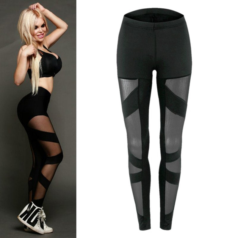 Nighty Seducing Athleisure Leggings / Yoga pants: Calzas