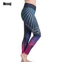 Load image into Gallery viewer, 3D Print Sexy Athleisure Leggings / Yoga pants: Nessaj