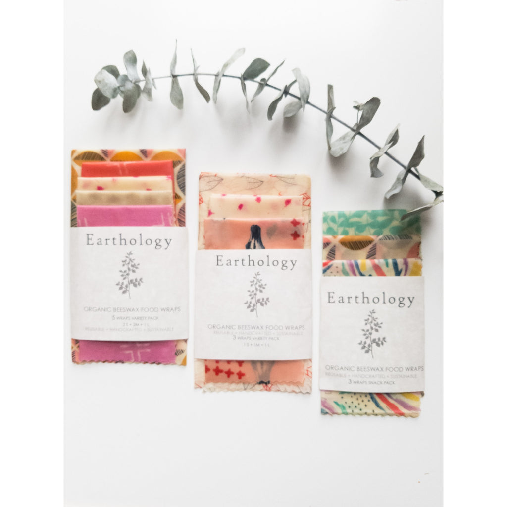 Beeswax Food Wrap - Earthology