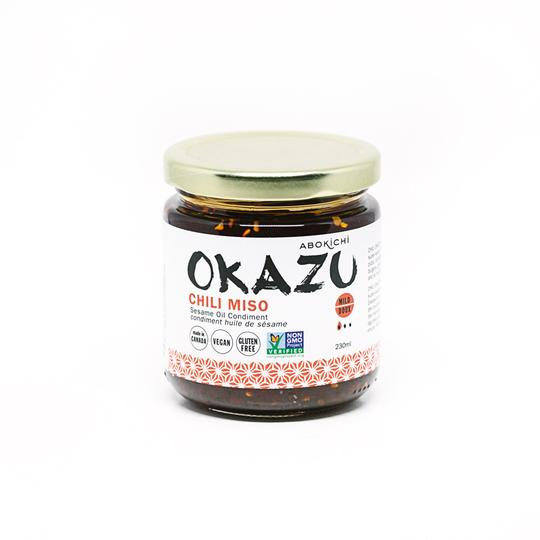 Chili Miso Oil (Abokichi)