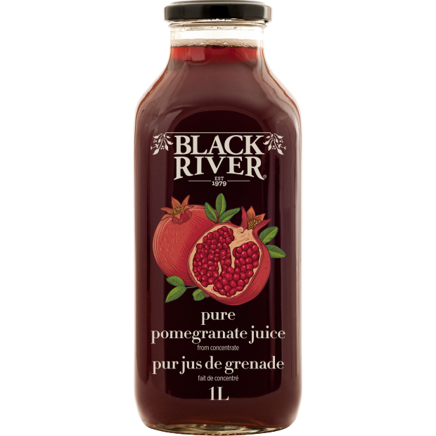 Pure Pomegranate Juice - Black River