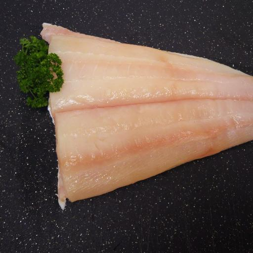 Halibut Pacfic Fillets,Skin-On, Wild Caught, Product of B.C.