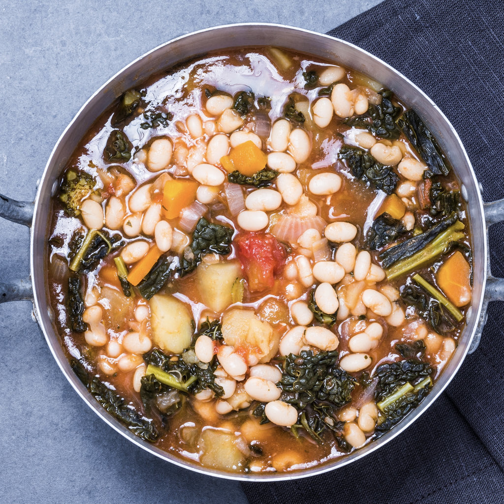 Tuscan White Bean Stew - Stipley Kitchen (Includes $1 Jar Deposit)