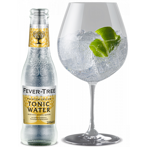 Premium Indian Tonic Water - Fever Tree