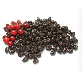 Chocolate - Dark Chocolate Covered Cranberries <BR> (Includes $1 Jar Deposit)