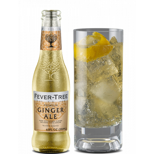 Premium Ginger Ale - Fever Tree